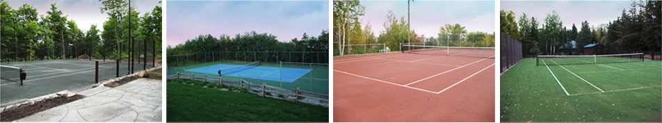 tennis court construction teni court. Black Bedroom Furniture Sets. Home Design Ideas