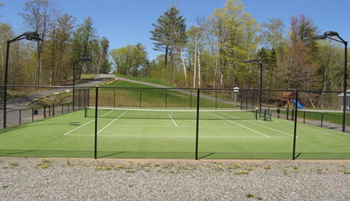 types de cl ture pour terrains de tennis teni court. Black Bedroom Furniture Sets. Home Design Ideas